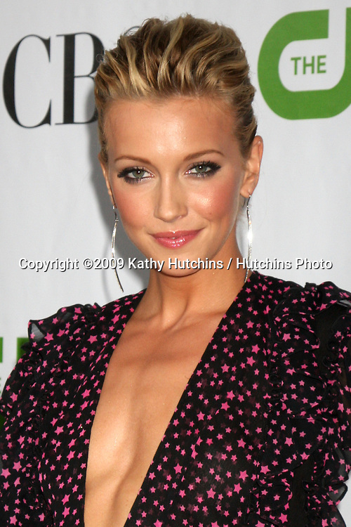 Katie Cassidy arriving at the CBS / Showtime / CW / CBS Television Distribution TCA Stars Party at the Huntington Library in San Marino, CA  on August 3, 2009 .©2009 Kathy Hutchins / Hutchins Photo..