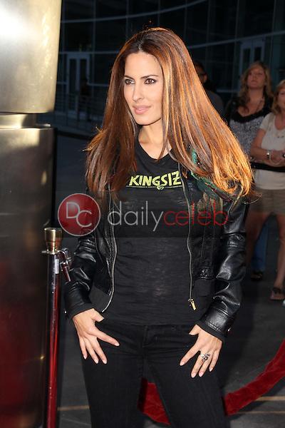 "Kerri Kasem<br /> at the ""God Bless Ozzy Osbourne"" Premiere Screening, Arclight Cinerama Dome, Hollywood, CA. 08-22-11<br /> David Edwards/Dailyceleb.com 818-249-4998"