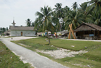 Katiet Village (Lance's Right), Mentawai Islands, Indonesia