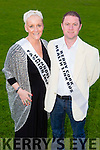Jill Hannon and Trevor Houlihan contestants at the Austin Stacks GAA club Launch of Strictly Come Dancing 2015 at the Festival Dome on Saturday 22nd  August at 8pm
