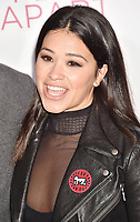 WESTWOOD, CA - MARCH 07: Gina Rodriguez  attends the Premiere Of Lionsgate's 'Five Feet Apart' at Fox Bruin Theatre on March 07, 2019 in Los Angeles, California.<br /> CAP/ROT/TM<br /> &copy;TM/ROT/Capital Pictures