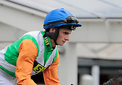June 10th 2017, Chester Racecourse, Cheshire, England; Chester Races Horse racing; Jockey Adam McNamara