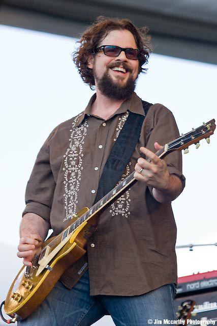 Drive-By Truckers with Booker-T at Jazz Fest 2009