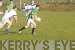 Moyvanes v Asdee/Ballys  in their North Kerry U/21 semi-final on Saturday.