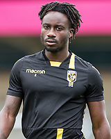 Fankaty DABO (on loan from Chelsea) of Vitesse during the Friendly match between Reading and Vitesse Arnhem at Adams Park, High Wycombe, England on 29 July 2017. Photo by Kevin Prescod / PRiME Media Images.<br /> **EDITORIAL USE ONLY FA Premier League and Football League are subject to DataCo Licence.