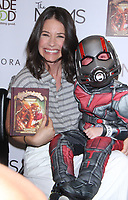 June 04, 2019 The MOMS host a Mamarazzi event with Evangeline Lilly to celebrate release of her new children's book The Squickerwonkers  at Sephora 34th Street store in New York June 04, 2019  <br /> CAP/MPI/RW<br /> ©RW/MPI/Capital Pictures