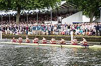 Henley Royal Regatta, Henley on Thames, Oxfordshire, 28 June - 2 July 2017.  Wednesday  14:37:06   28/06/2017  [Mandatory Credit/Intersport Images]<br /> <br /> Rowing, Henley Reach, Henley Royal Regatta.<br /> <br /> The Princess Elizabeth Challenge Cup<br />  Shiplake College