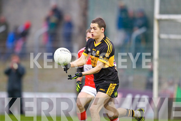 James Looney Crokes v  Dingle in the Senior County Final at Austin Stack Park on Sunday.