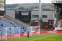 Burnley's Joe Hart warms up before the match<br /> <br /> Photographer Alex Dodd/CameraSport<br /> <br /> UEFA Europa League - Third Qualifying Round 2nd Leg - Burnley v Istanbul Basaksehir - Thursday 16th August 2018 - Turf Moor - Burnley<br />  <br /> World Copyright © 2018 CameraSport. All rights reserved. 43 Linden Ave. Countesthorpe. Leicester. England. LE8 5PG - Tel: +44 (0) 116 277 4147 - admin@camerasport.com - www.camerasport.com