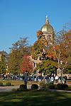 University of Notre Dame Administration Building