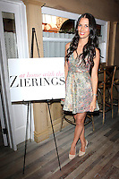 """WEST HOLLYWOOD - JUN 15: Erin Ziering at the """"At Home with the Zierings"""" Blog Launch Party at Au Fudge on June 15, 2016 in West Hollywood, California"""