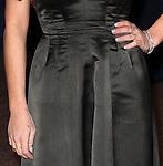 Lindsay Lohan ( Finger nails & Tatoos ).attending the 98th Annual White House Correspondents' Association Dinner at the Washington Hilton on April 28, 2012 in Washington, DC.
