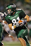 Denton, TX - SEPTEMBER 30: Johnny Quinn #81 -  University of North Texas Mean Green football vs Middle Tennessee Blue Raiders at Fouts Field in Denton on September 30, 2006 in Denton, Texas. MT WON 35-0. (Photo by Rick Yeatts)