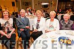 Listowel Parish Social: Attending the Listowel parish social at the Listowel Arms Hotel on Friday night last were Kay, Matt & Eileen Kennelly, Josie Molyneaux & Jackie McGillacuddy.