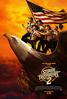 SUPER TROOPERS 2 (2018)<br /> POSTER<br /> *Filmstill - Editorial Use Only*<br /> CAP/FB<br /> Image supplied by Capital Pictures