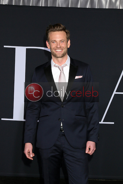 """Eric Johnson<br /> at the """"Fifty Shades Darker"""" World Premiere, The Theater at Ace Hotel, Los Angeles, CA 02-02-17<br /> David Edwards/DailyCeleb.com 818-249-4998"""