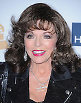 Joan Collins at The  Pre-GRAMMY Gala & Salute to Industry Icons with Clive Davis Honoring Antonio L.A. Reid held at The Beverly Hilton Hotel in Beverly Hills, California on February 09,2013                                                                   Copyright 2013 Hollywood Press Agency