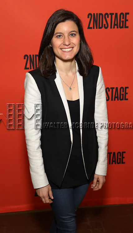 Susan Pourfar during the photo call for the Second Stage production of 'Mary Page Marlowe' on June 12, 2018 in New York City.