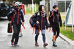 NELSON, NEW ZEALAND - APRIL 1: GODZone Adventure race Official Welcome. Kaiteriteri Beach, Motueka, Nelson. April 1, 2016.  New Zealand. (Photo by: Chris Symes/Shuttersport Limited)