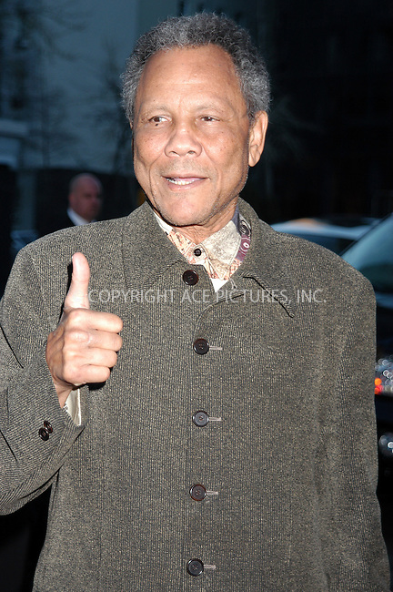 WWW.ACEPIXS.COM . . . . . ....NEW YORK, APRIL 13, 2005....Jose Torres at the 'Ring of Fire the Emile Griffith Story' premiere held at the Beekman Theater.....Please byline: KRISTIN CALLAHAN - ACE PICTURES.. . . . . . ..Ace Pictures, Inc:  ..Craig Ashby (212) 243-8787..e-mail: picturedesk@acepixs.com..web: http://www.acepixs.com