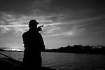 Comunidade de Santa Isabel no município Arroio Grande no Rio Grande do Sul. Pescador Gaúcho (Vorni dos Santos Silva) , pescando na Lagoa das Vacas, Granja 4 irmãos e Sangradouro, pertencentes a bacia Patos Mirim . Gaúcho pescou Trairão, Traíra, Jundiá, Pintado e Tambica . A vegetação local é formada por  Camilha, palha, Sarandi e Aguapé