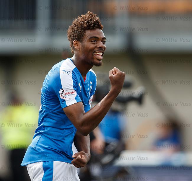 Nathan Oduwa, Rangers