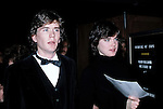 Timothy Hutton and Elizabeth McGovern ( Ordinary People costars ).Attending the TAPS Movie Premiere at the Ziegfield Theatre in New York City. December 1981.