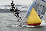 2008 18 FOOT SKIFF REGATTA - SAN FRANCISCO - USA