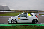 Mike Bushell - MBR Renault Clio Cup UK