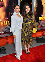 "LOS ANGELES, CA. January 30, 2019: Eva Longoria & America Ferrera at the world premiere of ""Miss Bala"" at the Regal LA Live.<br /> Picture: Paul Smith/Featureflash"