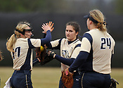 Har-Ber at Bentonville West softball 3/30/17