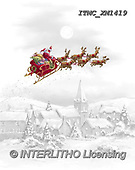 Marcello, CHRISTMAS SANTA, SNOWMAN, WEIHNACHTSMÄNNER, SCHNEEMÄNNER, PAPÁ NOEL, MUÑECOS DE NIEVE, paintings+++++,ITMCXM1419,#X#