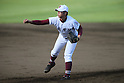 Harumi Iida (Joso Gakuin), <br /> SEPTEMBER 29, 2013 - Baseball : <br /> The 68th National Sports Festival <br /> between Osaka Toin 7-5 Joso Gakuin <br /> at Hachioji Municipal Baseball Stadium, Tokyo, Japan. <br /> (Photo by YUTAKA/AFLO SPORT)