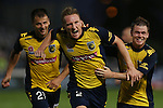 A-LEAGUE-Semi Final-Central Coast Mariners FC vs.  Melbourne Victory FC -2013