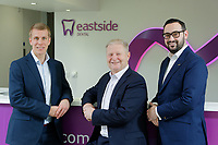 Pictured: Friday 30 November 2018<br /> Re: Eastside Dental Surgery in SA1, Swansea, Wales, UK.