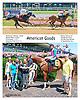American Goods winning at Delaware Park on 8/3/15