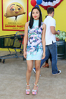 Anna Akana<br /> at the &quot;Sausage Party&quot; Premiere, Village Theater, Westwood, CA 08-09-16<br /> David Edwards/DailyCeleb.com 818-249-4998