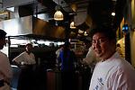 Alang Wong uno dei pi&ugrave; famosi chef dell'Isola<br /> &copy; Paolo della corte