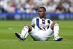 Jonathan Leko of West Bromwich Albion during the Barclays Premier League match at The Hawthorns.  Photo credit should read: Malcolm Couzens/Sportimage