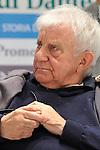 (KIKA) - TORINO - 17/05/2013 A Torino si tiene il 26° Salone del Libro con esposizioni, dibattiti e grandi ospiti, al salone del Lingotto. Aurelio Mazzi