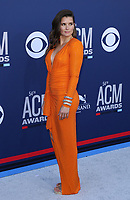 07 April 2019 - Las Vegas, NV - Danica Patrick. 2019 ACM Awards at MGM Grand Garden Arena, Arrivals. Photo Credit: mjt/AdMedia