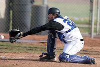 April 5, 2009:  /c/ Devin Greeno (20) of the University of Buffalo Bulls during a game at Amherst Audubon Field in Buffalo, NY.  Photo by:  Mike Janes/Four Seam Images
