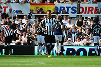 A frustrated Ayoze Perez of Newcastle United during Newcastle United vs Tottenham Hotspur, Premier League Football at St. James' Park on 13th August 2017