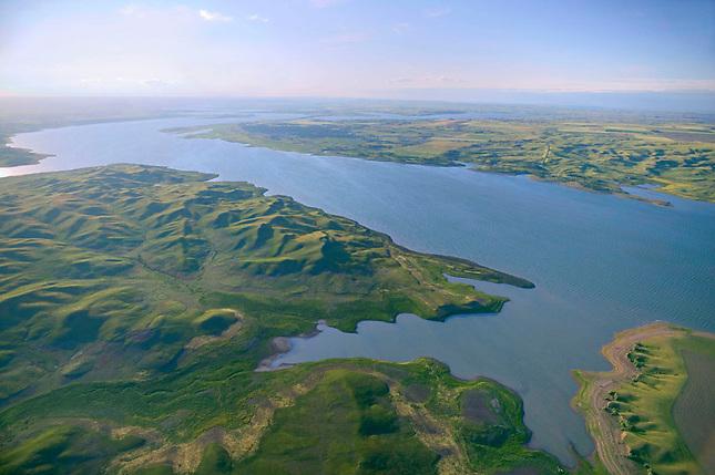 Lake Oahe Ron Lowery