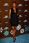 January 11, 2010:  Aisha Tyler arrives at the Fox All Star Party at the Villa Sorisso in Pasadena, California.Photo by Nina Prommer/Milestone Photo