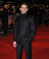Jonathan Bailey at the &quot;The Mercy&quot; world film premiere, Curzon Mayfair cinema, Curzon Street, London, England, UK, on Tuesday 06 February 2018.<br /> CAP/CAN<br /> &copy;CAN/Capital Pictures