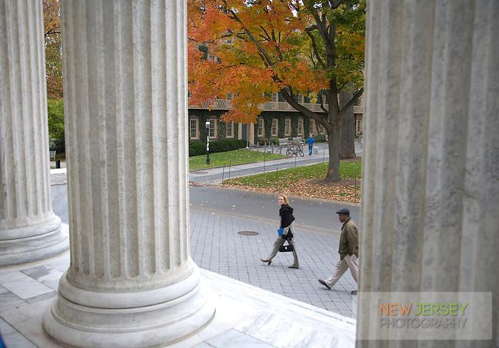 Whig Hall, Princeton University, Princeton, New Jersey