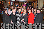Members of the Sue Ryder Chairty Shop Volunteers at their Christmas Party in Leen's Hotel Abbeyfeale on Saturday night.