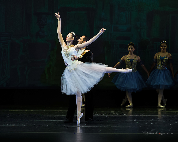 """Sunday Matinee Performance """"Anastasia"""", the 2016 Annual Recital by the Cary Ballet Conservatory."""
