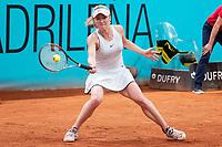 Ukrainian Elina Svitolina during Mutua Madrid Open 2018 at Caja Magica in Madrid, Spain. May 08, 2018. (ALTERPHOTOS/Borja B.Hojas) /NortePhoto.com